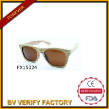 Солнцезащитные очки ручной работы бамбук 2015 (FX15024)