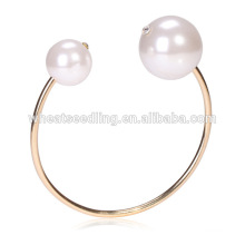 Jinhua supplier low price wholesale girls fancy bangkok jewellery pearl bangles