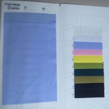 80s Tecido de sarja de algodão 100% para a camisa