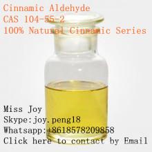 Aldeído Cinâmico 100% Natural de Alta Qualidade Cinnamaldeído CAS 104-55-2 Fornecimento de Fábrica Líder