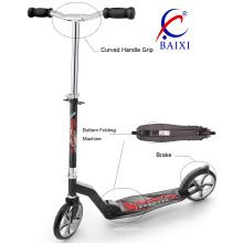 Scooter de roda de 145 mm com suspensão dianteira. (BX-2MBD145)