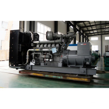 450kw Mtu Open Frame Diesel Genset with CE ISO