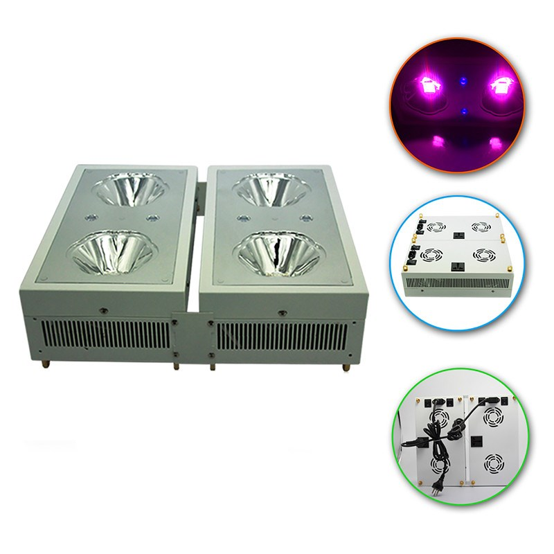 Intelligent smart 300 watt led grow light