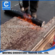 Torches APP modified bituminous roof membrane