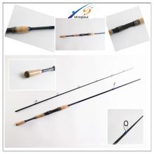 Nouveau carbone meilleur prix Spinning Rod