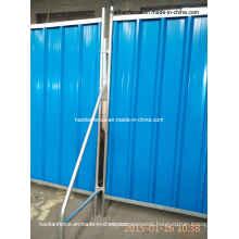 2.4X2.1m Temporary Steel Hoarding Panel