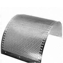 Perforated metal mesh decorative metal sheet stainless steel perforated sheet