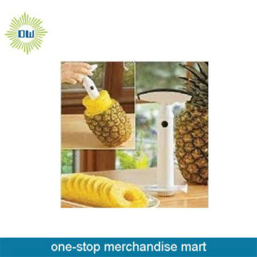 Magic plastic pineapple easy slicer