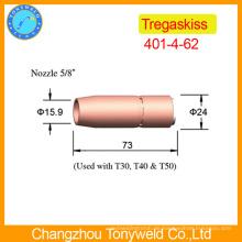 Tregaskiss Schweißpistole 401-4-62 Mig Fackeldüse
