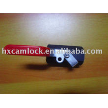 1 pc ball valve, 1 pc carbon steel ball valve ,