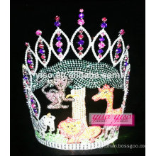 spring fashion vintage cutie animal paradise tiara