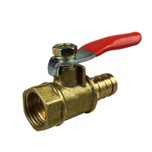 precision gate brass ball valve casting