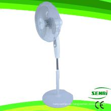 Fan del escritorio del ventilador del soporte de la fan de 16inches DC12V Soalr (SB-S-DC16E)