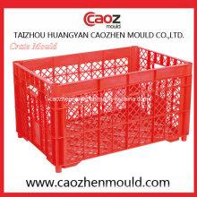 Molde de inyección de cajas de plástico de pared delgada / caja