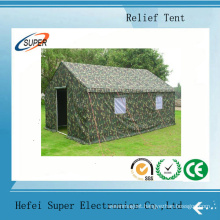 Double Army Disaster Relief Tents