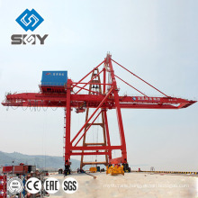 QUAYSIDE CONTAINER CRANE USED IN PORT FOR CONTAINER
