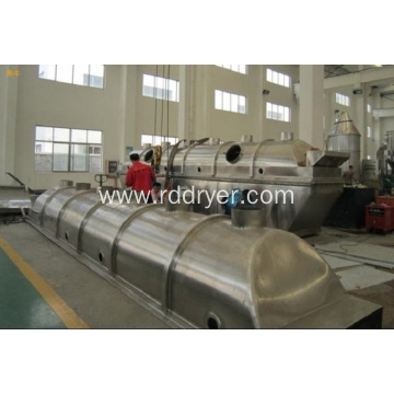 ZLG Rectilinear Vibrating-Fluidized Drying Machine