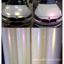 China Manufacturer for White Chameleon Wrap White Chameleon Vinyl Car Wrap Vinyl Film supply to Germany Suppliers