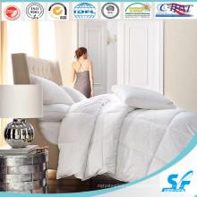 Полное / королевское мягкое и удобное одеяло с наполнителем из синтетического полиэфирного волокна