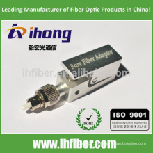 FC UPC Square Bare Fiber optischer Adapter