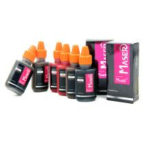 Tinta / pigmento permanente al por mayor caliente del maquillaje