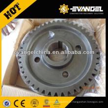 403056 Engrenagem do eixo de transmissão da bomba de direção Peças de máquinas da Lonking