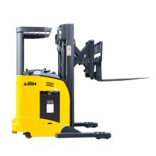 Xilin Max.Lift Height 6.5m Capacity 1800kgs 3970lbs Single Scissor Forklift Electric Fork Reach Truck