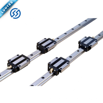 Carril de guía linear del CNC del acero inoxidable de la precisión 3000m m