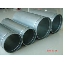 Tubo de acero del este de Weifang Tubo de acero galvanizado sumergido caliente