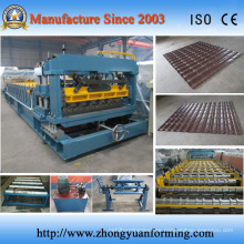Tile Roof Panel Forming Machine