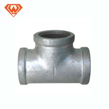 raccords de tuyauterie en fonte malléable npt standard