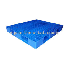 Cheap Plastic Pallet for Packing 4-way Single face