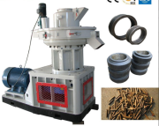 Reciclar resíduos aglomerados de madeira planta linha de produção de aglomerados de madeira