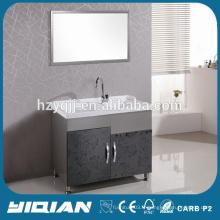 Hot Sale Home Cabinet de toilette miroir pour salle de bain Hangzhou Factory Cabinet de lavage en acier inoxydable populaire