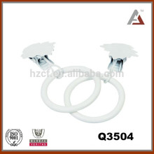 curtain rod accessories, metal clip rings,painted ring