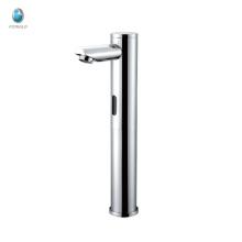 КС-09 современная роскошь твердой латуни керамический кран в ванной 5 лет гарантии качества раковина активированный датчик кран