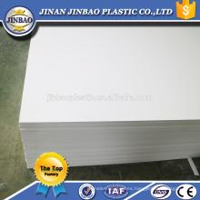 directo de fábrica de la mejor calidad 2 mm 3 mm 8 mm pvc hoja semi-rígida