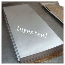 ASTM 304 Edelstahlblech / Platte mit hoher Qualität