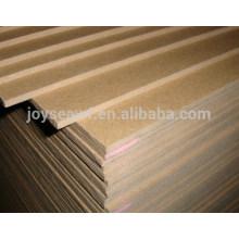 brown colors plain MDF waterproof E1 E2 glue