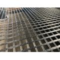 Polyester Geogrid Reinforced Retaining Wall