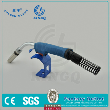 Kingq Binzel 24kd Air-Cooled MIG soldadura antorcha para soldador de arco