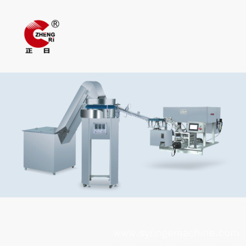 Automatic Disposable Syringe Loader for Packing Machine