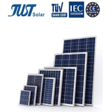 TUV Certified 75W Poly Panel Solar Fabricante