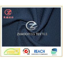 Poly Diamond Style Deux façons de tissu de vêtement extensible (ZCGF094)