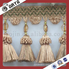 Ornament Beaded Curtains Tassel Beaded fringe