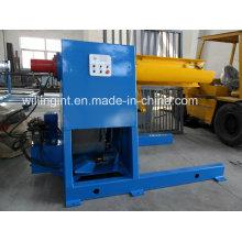Machine de dérouleur hydraulique pour tôle d'acier de couleur