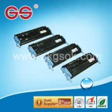wholesale color toners Q6000A compatible for hp2600 cartridge