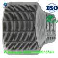 Aluminium-Druckguss-LED-Straßenlaterne Zubehör für Montage Factory