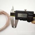 20м 60 футов 50 Ом RG316 кабель RG-316 кабель провода РФ коаксиальный кабель