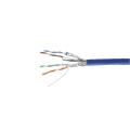High speed LSZH Cat6a 4 pair SSTP Bulk Cable